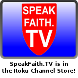 SpeakFaith.TV!