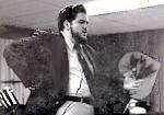 Teaching at the Spirit of Faith Seminar in December 1980