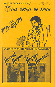 The Spirit of Faith Newsletter - July 1983 (Print Edition)