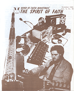 The Spirit of Faith Newsletter - November 1983 (Print Edition)