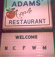 The Adam's Apple Restaurant